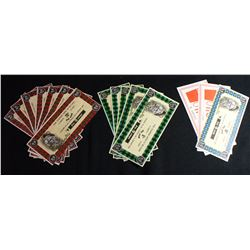 Canadian Tire Money - S. McTire Pit Stops