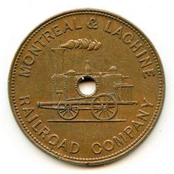 BR 530, CH-TR-3. Montreal & Lachine Railroad.