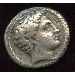 THESSALY, Phalanna. ca. 400-344 BC. AR Drachm