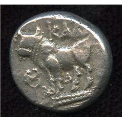 BITHYNIA, Kalchedon. ca. 387-340 BC. AR Drachm