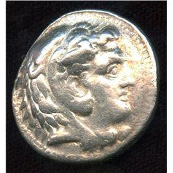 KINGS of MACEDON. Philip III Arrhidaios. 323-317 BC. AR Tetradrachm
