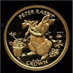 Gibraltar - Peter Rabbit Gold Crown