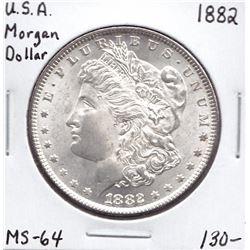USA Morgan Dollar, 1882
