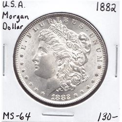 USA Morgan Dollar, 1882