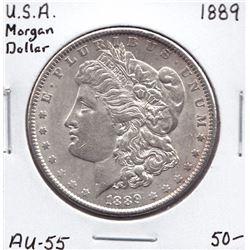USA Morgan Dollar, 1889