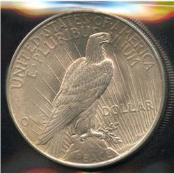 United States of America Silver Dollar, 1922
