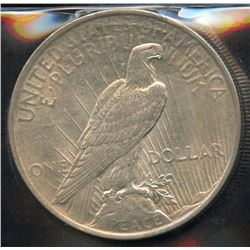 United States of America Silver Dollar, 1923