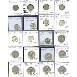 USA Coin Collection - Lot #1
