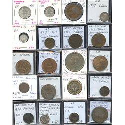World Coin Lot #1