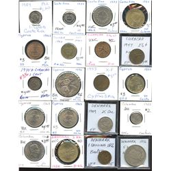 World Coin Lot #3