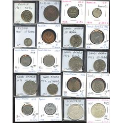 World Coin Lot #6