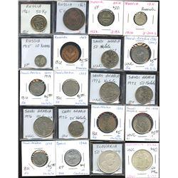 World Coin Lot #6