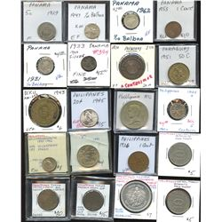 World Coin Lot #7