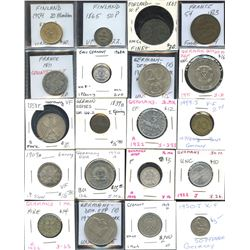 World Coin Lot #12