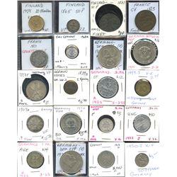 World Coin Lot #12