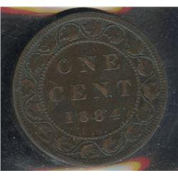 1884 One Cent