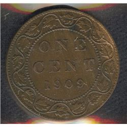 1909 One Cent
