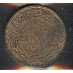 1920 Large One Cent