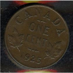 1925 One Cent