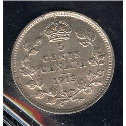 1913 Five Cents
