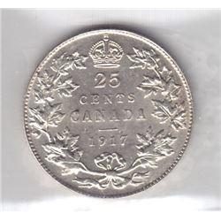 1917 Twenty-Five Cents