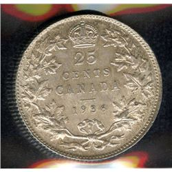 1936 Twenty-Five Cents