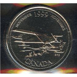 1999 Twenty-Five Cents - November Mule