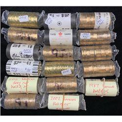Original Loon Mint Rolls - Lot of 17