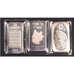 1oz Fine Silver Art Bars