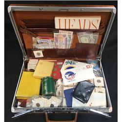 Treasure Chest in a Briefcase
