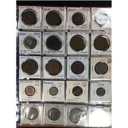 Grandson's World Coin Collection