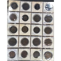 Grandpa's World Coin Collection