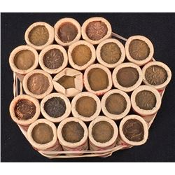 Canada 1 Cent Roll Lot