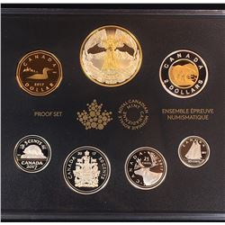 2017 Canada 150th Anniversary of Confederation Silver Proof Set (No Tax)