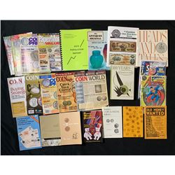 Lot of Books, Catalogues