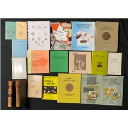 Large Lot of Books, Catalogues - Part 1