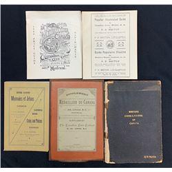 Breton/Leroux Related Literature