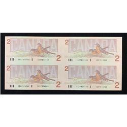 Bank of Canada Pairs/Partial Sheets, 1973