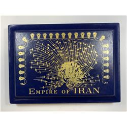 2500 Years of Iranian Monarchy Silver & Gold Proof Set