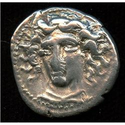 THESSALY, Larissa. ca. 356-342 BC. AR Drachm