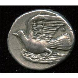 SIKYONIA, Sikyon. Ca. 330/20-280 BC. AR Triobol �C Hemidrachm