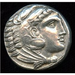 KINGS of MACEDON. Philip III Arrhidaios. 323-317 BC. AR Tetradrachm