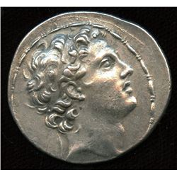 SELEUKID KINGS of SYRIA. Antiochos IV Epiphanes. 175-164 BC. AR Tetradrachm