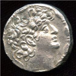 SELEUKID KINGS of SYRIA. Philip I Philadelphos. 95/4-76/5 BC. AR Tetradrachm