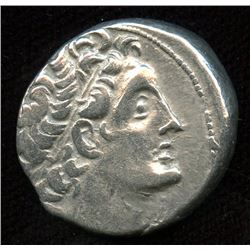 PTOLEMAIC KINGS of EGYPT. Cleopatra VII Thea Neotera. 51-30 BC. AR Tetradrachm