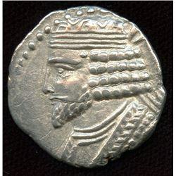 KINGS of PARTHIA, Vardanes I. 40-45 AD. AR Tetradrachm