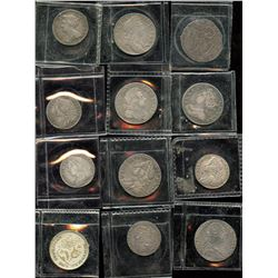 British Lot of 12 Coins