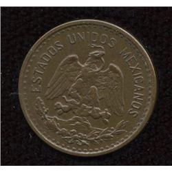 """1915 Mexico 1 Centavo """"Zapata Issue"""""""
