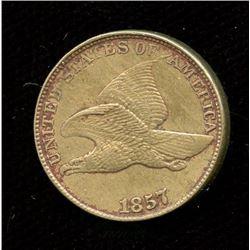 USA 1857 Flying Eagle 1c