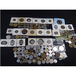 H. Don Allen Collection - World Coin Accumulation